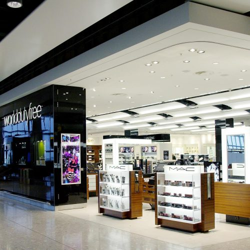 World Duty Free | Airside Retailer