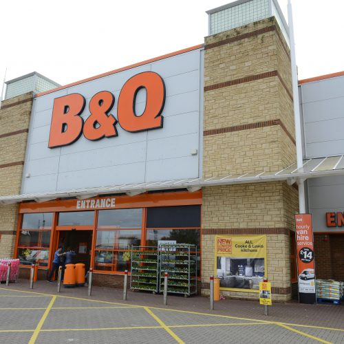 B&Q | DIY Home Improvement Chain